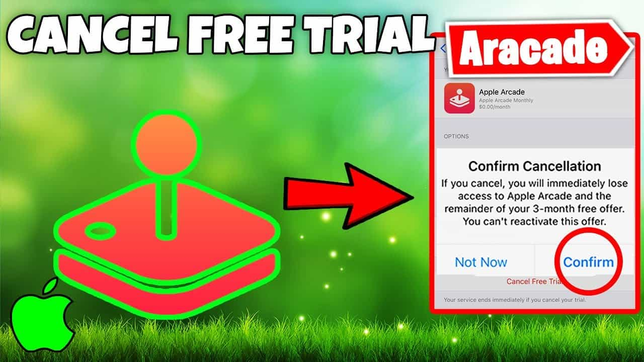 How To Cancel Apple Arcade Monthly Subscription