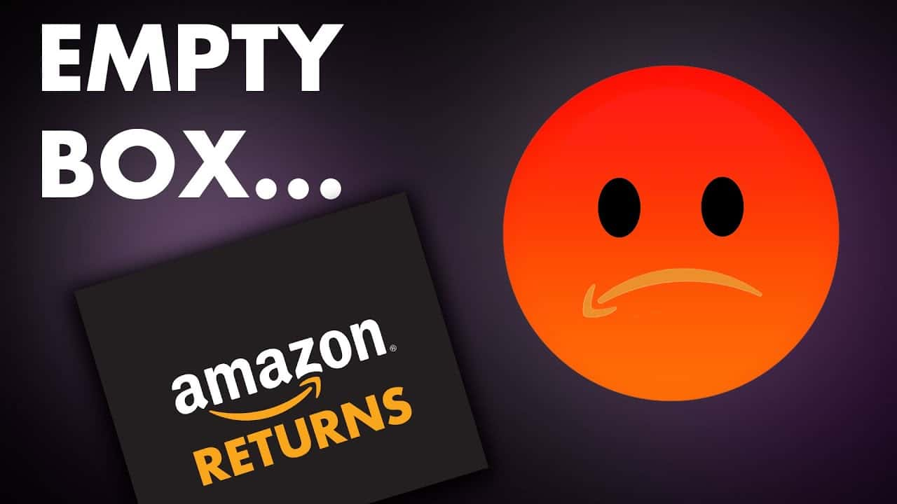 How To Return Amazon Items On iPhone
