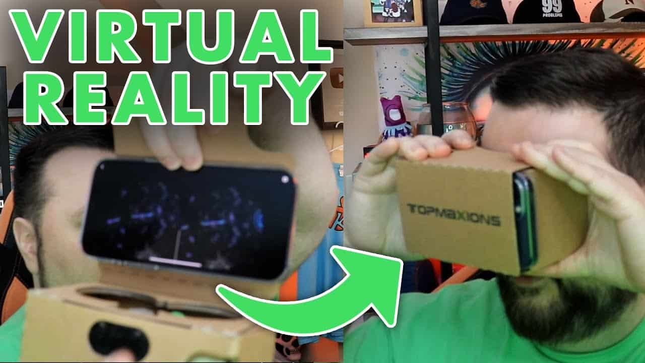 How To Watch YouTube VR On iPhone | Virtual Reality [CHEAP] Full Tutorial