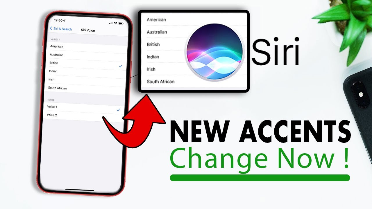 Read more about the article How To Change Siri's Voice *NEW* Siri's Voice ADDED!
